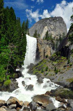 Yosemite National Park, #USA.