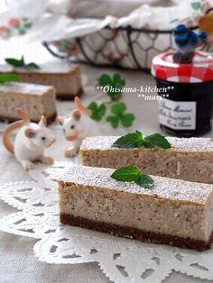 ジャムdeアレンジ色々チーズケーキ♥
