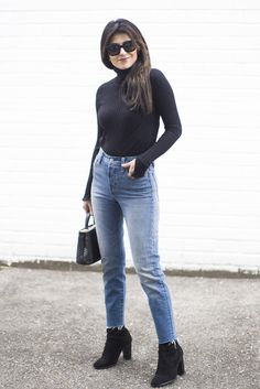 Outfit   Levis Wedgie Fit Jeans