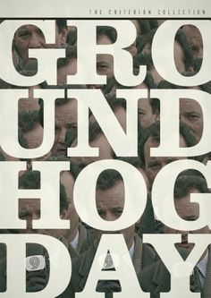 Groundhog Day (fake Criterion cover)
