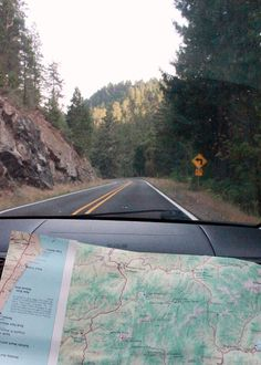 All I wanna do is go on a road trip with you. The edge of never by J.A. Redmerski