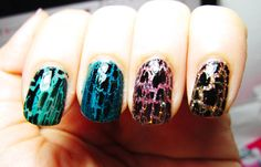 crackel nail polish