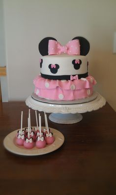Minnie Mouse Cake Cake Adoration: Special Occasion Cakes!