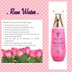 Younique's Rose Water is amazing! https://www.youniqueproducts.com/LakenLBailor/party/2219916/view