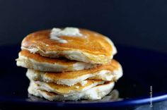 No pancake collection would be complete without a recipe for the perfect buttermilk pancakes.. They'... - Add A Pinch