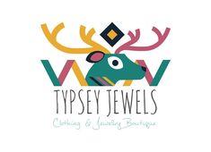 Typsey Jewels Logo: We offers Custom & Professional Logo Design and Graphic Design Services. Visit our exclusive Logo Design Portfolio. Design Web, Web Design Quotes, Jewel Logo, Jewels Clothing, Professional Logo Design, Graphic Design Services, Creative Logo, Portfolio Design, Liverpool