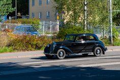 Почему в Финляндии так много старинных автомобилей?