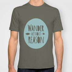 Wander T-shirt by Zen and Chic - $22.00