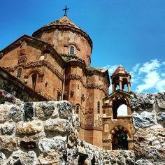 Holy Cross on Akdamar Island, Lake Van Turkey - Google Search