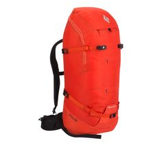 Combining the lightweight, on-route performance of our classic Speed pack with a zippered clamshell top, the Black Diamond Speed Zip pack is the go-to choice for technical alpine objectives in any season. Ice tool PickPockets, snag-free crampon strap...