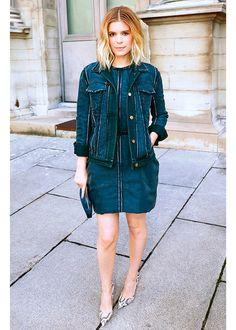 Icône de style : Kate Mara - Louloumagazine.com