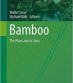 Bamboo: The Plant And Its Uses PDF