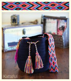16 Ideas For Crochet Summer Bag Inspiration Wiggly Crochet, Chat Crochet, Tapestry Bag, Tapestry Crochet, Gypsy Crochet, Crochet Purses, Crochet Hats, Mochila Crochet, Boho Bags