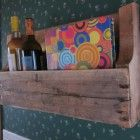 Ana White | The Original Pallet Shelf Tutorial - DIY Projects