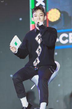 Chen EXO ~ CBX (♡ ゚ ▽ ゚ ♡)