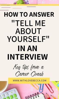 "How to answer tell me about yourself in an interview. Sample interview answers with help from a career coach and the characters from Frozen. # interview How to Answer ""Tell me about Yourself"" in an Interview: Knock This Interview Question Out of the Par Sample Interview Answers, Interview Questions And Answers, Job Interview Tips, Job Interviews, Outfits For An Interview, Interview Coaching, Career Quiz, Career Advice, Job Career"