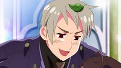 Prussia - Anime (Axis Powers/World)