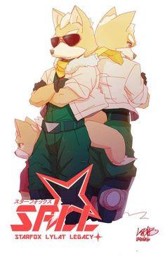 Fox Mccloud, Video Game Characters, Fictional Characters, Star Fox, Video Game Art, Video Games, Life Is Strange, Super Smash Bros, Furry Art
