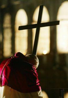 Pope John Paul II, Via Crucis