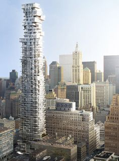 Five bonkers buildings coming to NYC, and our proposed nicknames for them