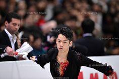 Daisuke Takahashi (JPN),  .FEBRUARY 9, 2013 - Figure Skating : The ISU Four Continents Championships 2013, Men's Singles Free Skating at Osaka Municpial Central Gymnasium, Osaka, Japan. (Photo by Jun Tsukida/AFLO SPORT) [0003] .