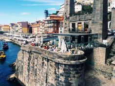 """Porto for the Weekend 