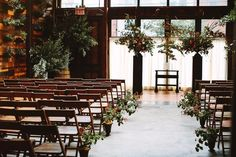 Intimate, Urban Brooklyn Wedding with Lots of Personality ... and Wine from Pat Furey - wedding ceremony