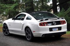 8 Great Sports Cars To Buy Under $50,000: Ford Mustang Boss 302