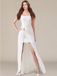 Destination Short Bridal Dress