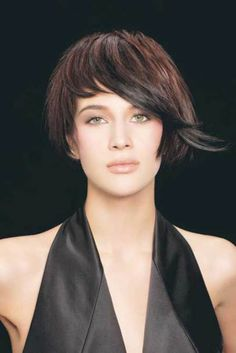2013 Short Cuts For Thick Hair 9