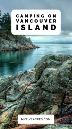 Camping on Vancouver Island is amazing! Read this guide to find out where to go, how to reserve, what to bring and much more. Private Campgrounds, Best Campgrounds, Best Rv Parks, Vancouver Island, Canada Travel, Camping Hacks, Places To Travel, Rv Travel, Where To Go