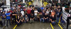 First RANGER XP 1000 rolls off assembly line This past Monday, the first 2018 RANGER XP 1000 rolled off the assembly line in Huntsville, Ala. The new flagship RANGER is more rugged, more refined, more RANGER. The vehicle features more than 100 owner-inspired innovations making it the hardest working, smoothest riding RANGER ever built
