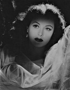 The Stunning Hedy Lamarr!