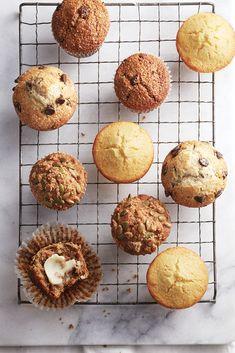 Muffins aux bananes - Châtelaine