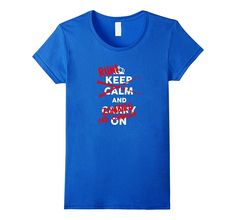 Funny Run Zombies Are Coming Keep Calm and Carry On T-shirt