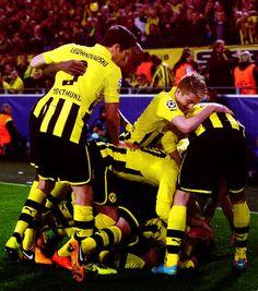 Echte Liebe in action / Borussia Dortmund
