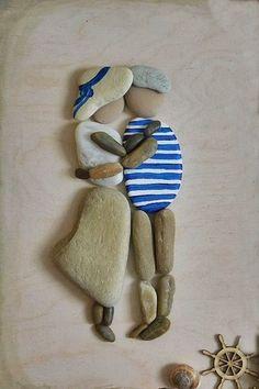 Il mondo di Mary Antony: Erzsébet Szilajka - Pebble Art / Stone Art - - #Antony #Art #Erzsébet #Mary #mondo #Pebble #Stone #Szilajka