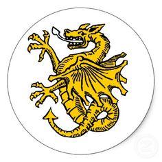 Simple Welsh Dragon Logo Free Vector - Jonathan Hurley Graphic Design | Costumes etc' - DIY ...