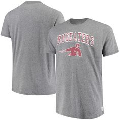 on sale 24779 54242 Nebraska Cornhuskers Original Retro Brand Big   Tall Tri-Blend T-Shirt -  Gray