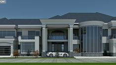 offers complete architectural design and Turn-key Construction Services, Since its inception, Design Planner, LLC has established itself in the Africa as an excellent Design & Build Firm Beautiful House Plans, Beautiful Houses Interior, Metal Roof Houses, House Roof, Classic House Design, Dream Home Design, Mansions Homes, Story House, Modern Buildings