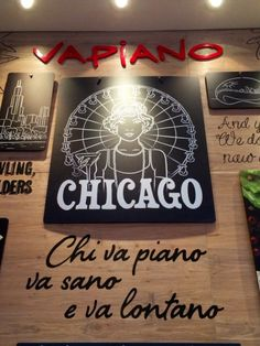 Vapiano - Chicago CHRITIQUES | Critiquing Restaurants, Food Products, and Events in Chicago and Beyond