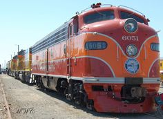 Southern Pacific Railroad No. 6051 | Flickr - Photo Sharing!