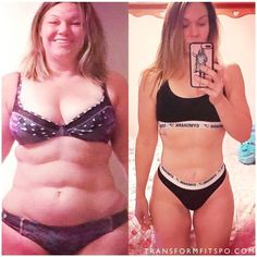 """Double Tap if You Are Impressed! @thisgirlbelieved: """"When I weighed 250 lbs I never in my wildest dreams believed I could look like what I do now. I had no clue I could fall in love with fitness and nutrition. So when I say that the next step on my journey is just as unbelievable -- and I feel the fear of uncertainty taking over I just have to remind myself that just because I've never been there before doesn't mean that it is impossible -- and I have to remind myself that my determination…"""
