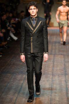 Dolce & Gabbana   Fall 2014 Menswear Collection