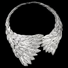 Epiphany Diamond and Platinum Choker