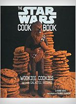 This Wookiee Cookies Star Wars Cookbook is just one of the MANY amazingly awesome items this website has to offer. Seriously going to put us in debt with this site!