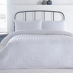 Seersucker Duvet Cover & Standard Pillowcase Set #kaleidoscope #bedding