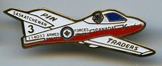 Saskatchewan Pin Traders - Snowbirds - Plane 3