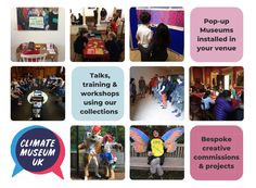 Public offer – Climate Museum UK Create Your Own Book, Game Cafe, Interactive Walls, Beautiful Library, Climate Action, Creative Workshop, Children's Picture Books, Creative Activities