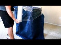 How to pack dresser | Qshark Moving